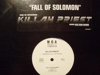Killah Priest - Fall Of Solomon