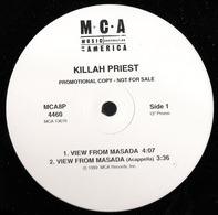 Killah Priest - View From Masada