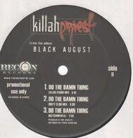 Killah Priest - Do The Damn Thing / Robbery (Dance Hall Mix)