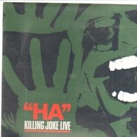 Killing Joke - 'Ha' Killing Joke Live