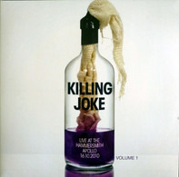 Killing Joke - Live At The Hammersmith Apollo 16.10.2010 Volume 1