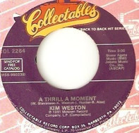 Kim Weston - Helpless / A Thrill A Moment