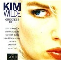 Kim Wilde - Greatest Hits - The Gold Collection