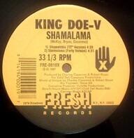 King Doe-V - Shamalama