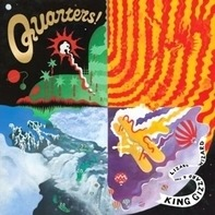 King Gizzard & The Lizard Wizard - Quarters (lp+mp3)