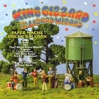 King Gizzard & The Lizard Wizard - Paper Maché Dream Balloon (lp+cd)