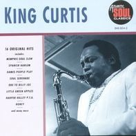 King Curtis - 16 Original Hits