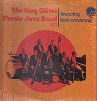 King Oliver's Creole Jazz Band With Louis Armstrong & Johnny Dodds - 1923