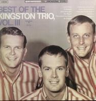 Kingston Trio - The Best Of The Kingston Trio Vol. 3