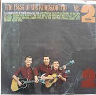 Kingston Trio - The Best Of The Kingston Trio Vol. 2