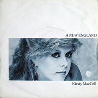 Kirsty MacColl - A New England / Patrick