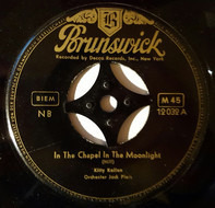 Kitty Kallen , The Four Aces , Jack Pleis And His Orchestra - In The Chapel In The Moonlight