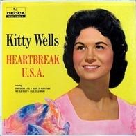 Kitty Wells - Heartbreak U.S.A.