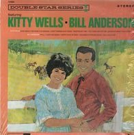 Kitty Wells, Bill Anderson - Double Star Series Featuring