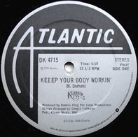 Kleeer - Keeep Your Body Workin'