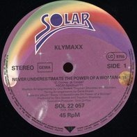 Klymaxx - Never Underestimate the Power of a Woman