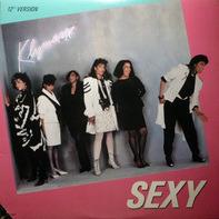 Klymaxx - Sexy (12' Version)