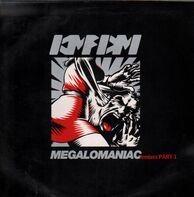 Kmfdm - Megalomaniac Remixes Part 1