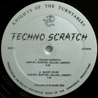 Knights Of The Turntables - Techno Scratch