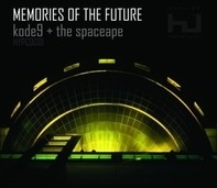 Kode9 & The Spaceape - MEMORIES OF THE FUTURE (RSD LIMITED EDITION)
