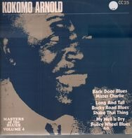 Kokomo Arnold - Masters Of The Blues Vol. 4
