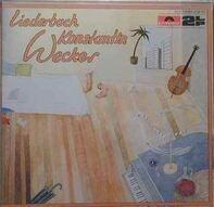Konstantin Wecker - Liederbuch