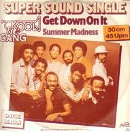 Kool & The Gang - Get Down On It / Summer Madness