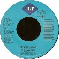 Kool Moe Dee - They Want Money / They Want Money (Inst)