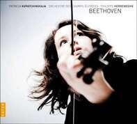 Kopatchinskaja/Herreweghe/Orch.Des Champs Elysees - Gesamtwerk für Violine und Orchester