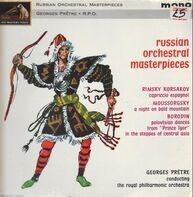 korsakov - Russian Orchestzral Masterpieces
