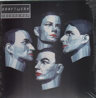 Kraftwerk - Techno Pop (Electric Cafe)