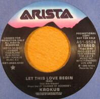 Krokus - Let This Love Begin