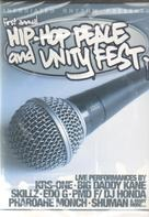 KRS-One / Big Daddy Kane / Shuman a.o. - First Annual Hip-Hop Peace And Unity Fest