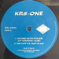 KRS-One - sound of da police