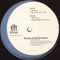 Kruder & Dorfmeister - Kruder & Dorfmeister EP