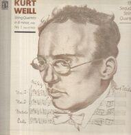 Kurt Weill / The Sequoia String Quartet - String Quartets: in B minor, No.1 op.8