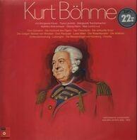 Kurt Böhme - Historische Aufnahmen