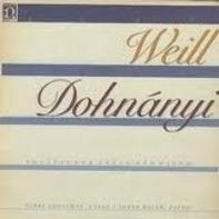 Kurt Weill / Ernst von Dohnányi, ... - Sonatas For Cello And Piano
