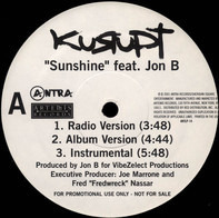 Kurupt - sunshine / can't go wrong