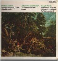L. Mozart / Fasch / Haydn - Sinfonia Di Caccia D-dur (Jagdsinfonie) / Trompetenkonzert D-dur / Sinfonie Nr. 31 D-dur (Mit Dem H