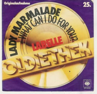Labelle - Lady Marmalade / What Can I Do For You?