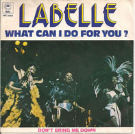 LaBelle - What Can I Do For You?