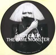 Lady Gaga - Pd-Fame Monster