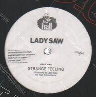 Lady Saw - Strange Feeling / Hot Man A Road