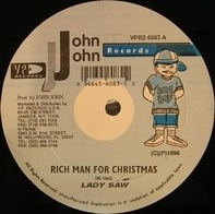 Lady Saw - Rich Man For Christmas
