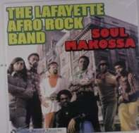 The Lafayette Afro Rock Band - Soul Makossa (Limited Colored Edition)