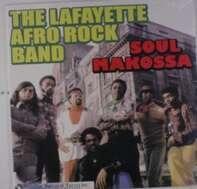 Lafayette Afro Rock Band - Soul Makossa (Limited Colored Edition)