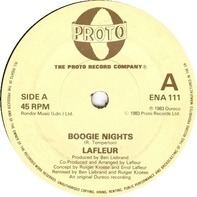 Lafleur - Boogie Nights / Get Down Boogie