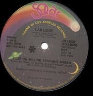 Lakeside - Keep On Moving Straight Ahead / Back Together Again