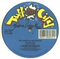 Lakim Shabazz - no justice no peace